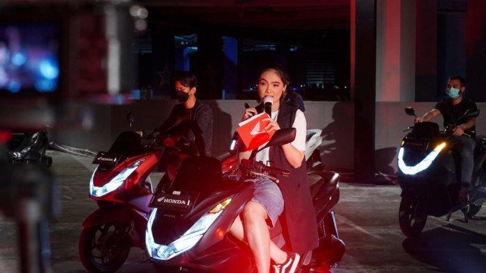 Motor Skutik All New Honda PCX Raih Penghargaan Bike of The Year