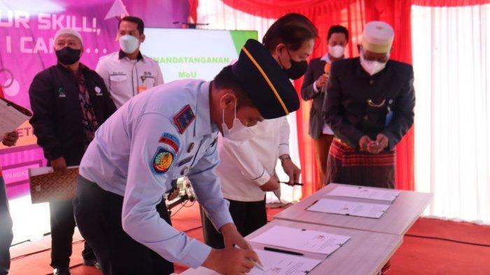 BLK Pangkep Jalin Kerjasama dengan Lapas Kelas II B Pangkajene, Siapkan Pelatihan Khusus