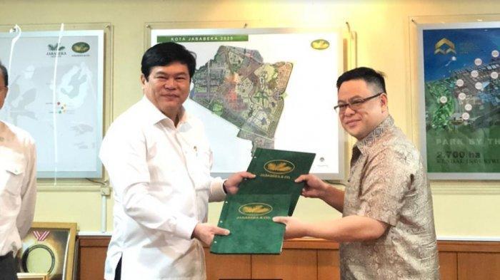 TransNusa-PT Jababeka Morotai MoU Kembangkan Potensi Wisata Domestik dan Internasional