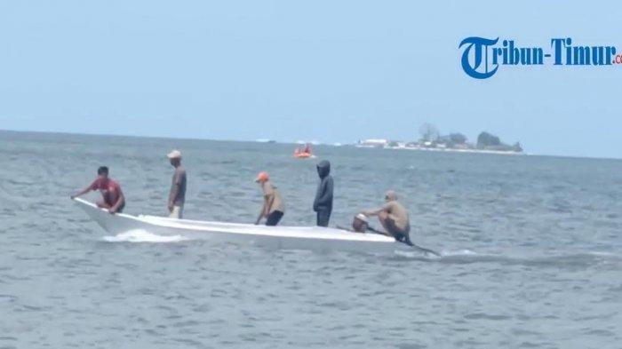 Kronologi Hilangnya Nelayan Saat Jaring Kepiting di Pantai Matene