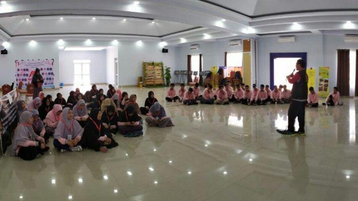 Outbound MSI Training Center Bangkitkan Semangat Juang Musyrif dan Musyrifah 27 PTMA se-Indonesia