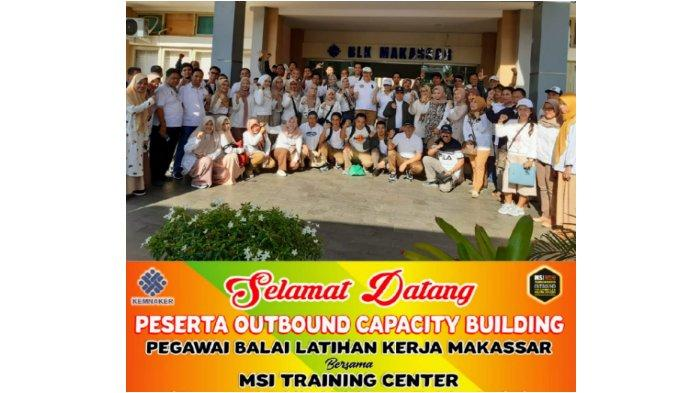 MSI Training Center Outbound Capacity Building Pegawai BLK Makassar