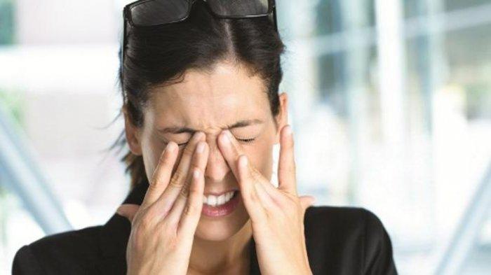 Ini Penyebab Ketegangan Pada Otot Mata