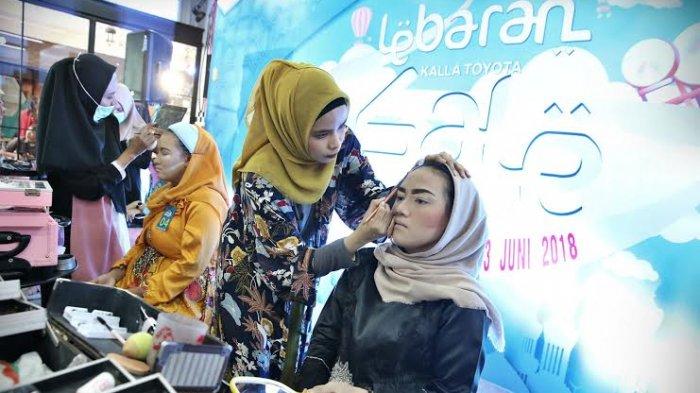 Glowing Flawless Jadi Tren Makeup 2018