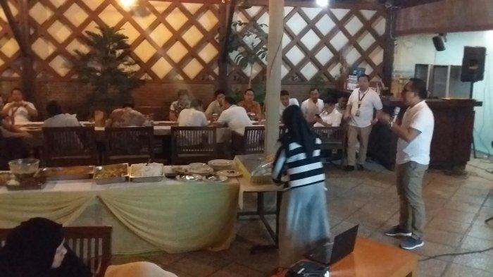 Bank Muamalat Sulampua Dinner Bareng Agent Property di Restoran Jepang