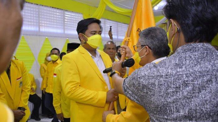 Golkar Tugaskan Putra Sekprov Tumbangkan Nasdem Pemilu 2024 di Barru