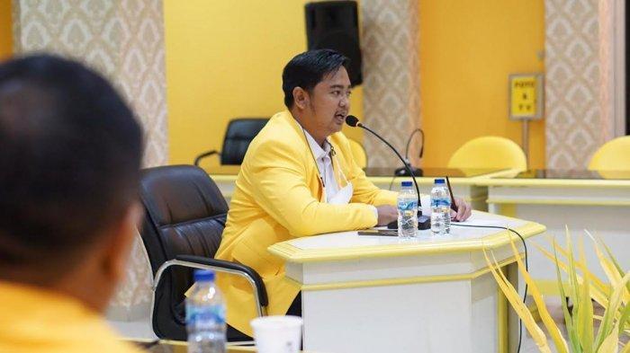 Lawan Dua Anggota DPRD di Musda, Mudassir Hasri Gani Belum Kantongi Diskresi DPP Golkar