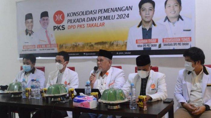 PKS Siapkan Dua Kadernya Lawan Syamsari Kitta di Pilkada Takalar