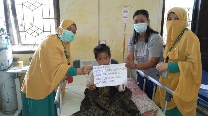Rumah Sakit di Pinrang Tolak Rawat Bocah Miskin Anak Penggali Kubur