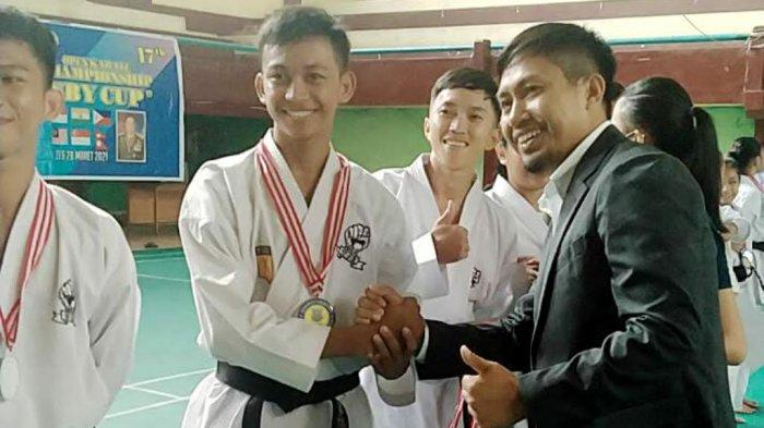 Siswa SMKN 1 Palopo Wakili Sulsel di Ajang Karate Nasional KOSN, Berikut Profilnya