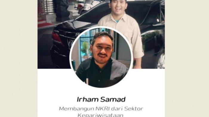 Dijadwalkan Diperiksa KPK, Mahasiswa Muh Irham Samad Ternyata Jabat Direktur Eksekutif