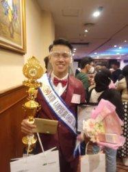 Profil Muhammad Maulana, Juara 1 Duta Kampus Sulsel Kategori Putra