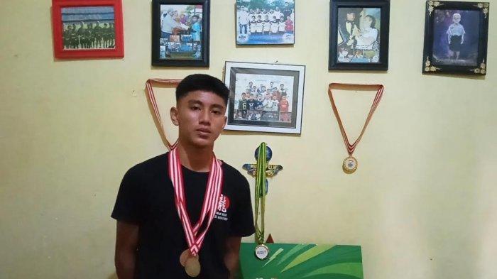 Mantan Striker Persibo Bone Ikut Seleksi U-18 PSM Makassar di Mamuju