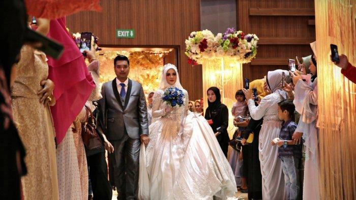 JK, Menteri, Pejabat Daerah Hadiri Nikahan 'Anak Makassar' Raihan Husain, Siapa Dia? Lihat Ayahnya