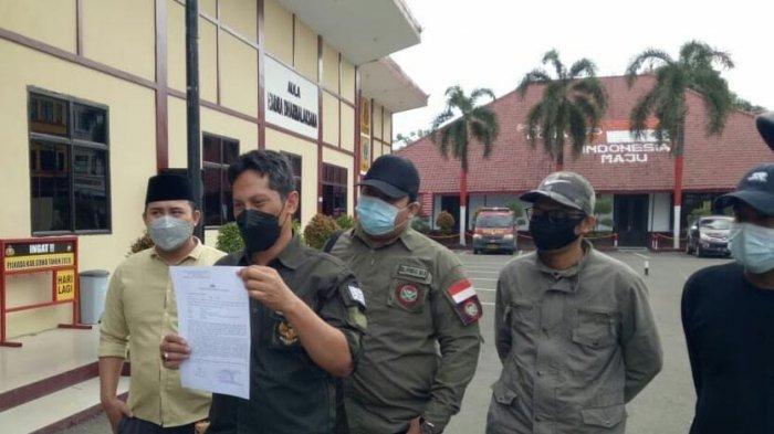Diduga Sebar Berita Bohong, Pasutri Pemilik Warkop yang Dianiaya Oknum Satpol PP Gowa Dilapor Polisi