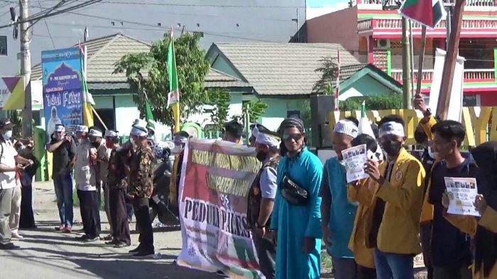 Muhammadiyah Luwu Gelar Aksi Solidaritas untuk Palestina