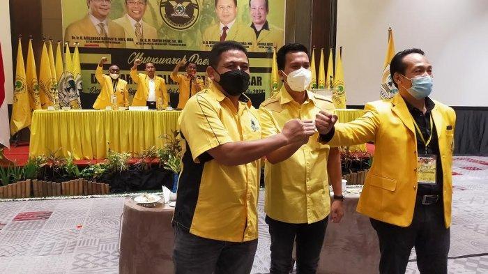 BREAKING NEWS; Juniar Arge Mundur, Munafri Arifuddin Aklamasi Pimpin Golkar Makassar