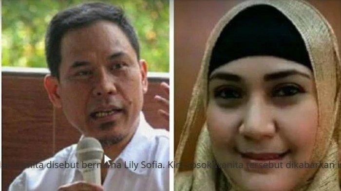 Lily Sofia Ramai Jadi Perbincangkan Karena Diduga Check In di Hotel dengan Munarman