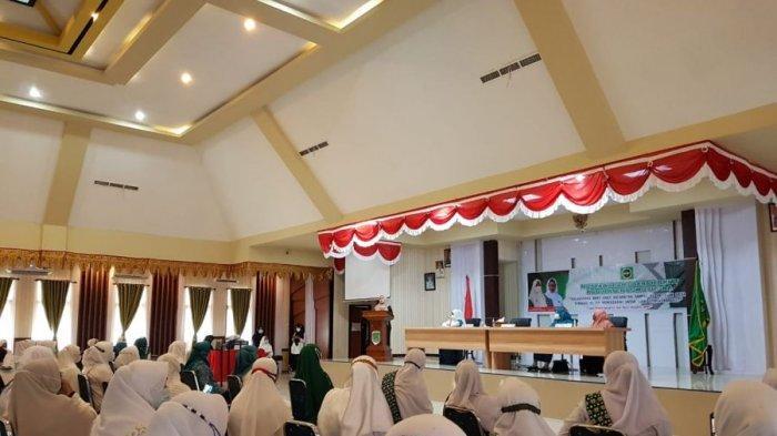 Musda ke-4, Bupati Indah Harap BKMT Tambah Inovasi Program