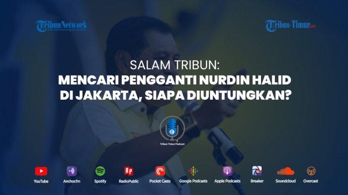 Mencari Pengganti Nurdin Halid di Jakarta, Siapa Calon Ketua Partai Golkar Sulsel Diuntungkan?