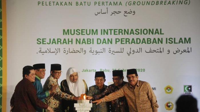 Akan Jadi Kebanggaan, Museum Internasional Sejarah Nabi Muhammad dan Peradaban Islam Mulai Dibangun - museum-internasional-sejarah-nabi-muhammad-saw-dan-peradaban-islam-1-2622020.jpg