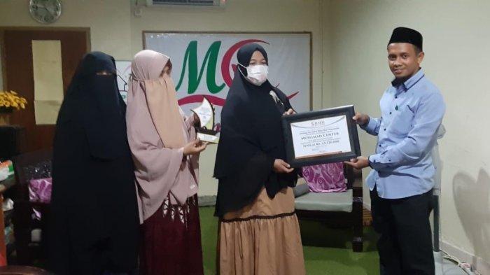 Muslimah Center Bersama Laznas BMH Bantu Pemulihan Korban Gempa Sulbar