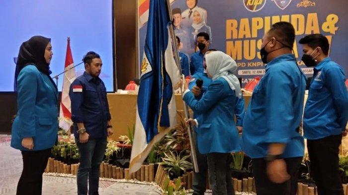 Perjalanan Ayman Adnan Terpilih Sebagai Ketua KNPI Makassar