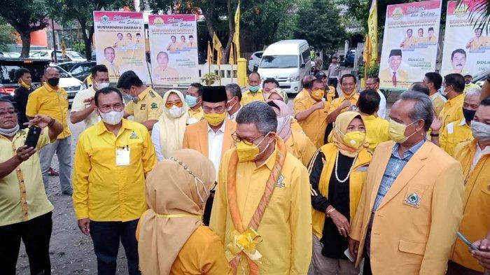 Calon Tunggal di Musda Golkar, Baso Rahmanuddin Bakal Jadi Penantang Amran di Pilkada Wajo?