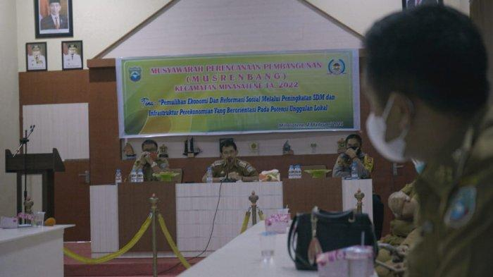 Kecamatan Minasatene Pangkep Gelar Musrenbang via Virtual, Ada 10 Usulan Program Prioritas