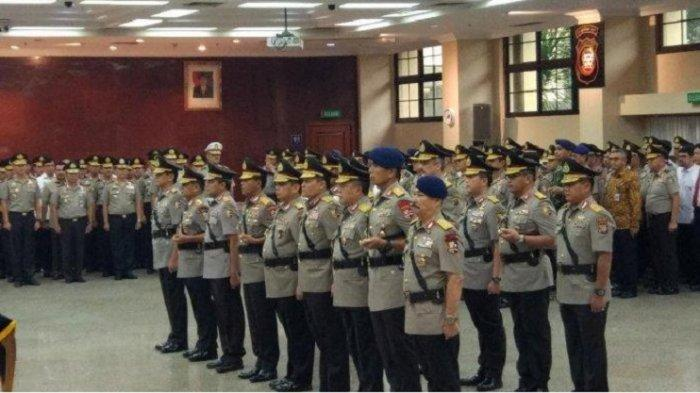 Daftar Lengkap Mutasi Terbaru Polri 2019 Selain Kapolda Sulsel, Anak Eks Kapolri Jadi Ajudan Jokowi