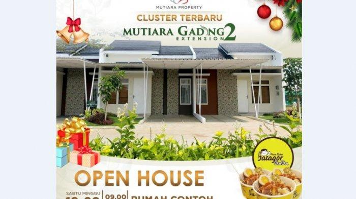 Genjot Penjualan, Mutiara Property Bakal Gelar Open House 19-20 Desember