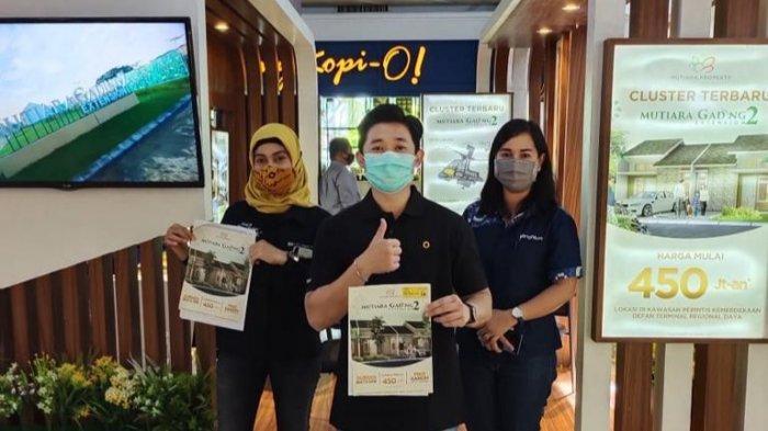 Pameran di MaRI, Mutiara Property Tawarkan Promo Menarik untuk Cluster Mutiara Gading 2 Extension