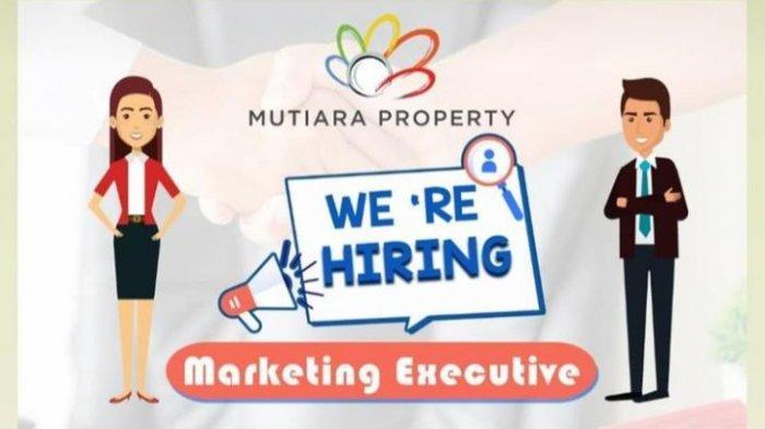 Lowongan Kerja Makassar - Mutiara Property Cari Marketing Executive, Minimal SMA, Ini Syaratnya