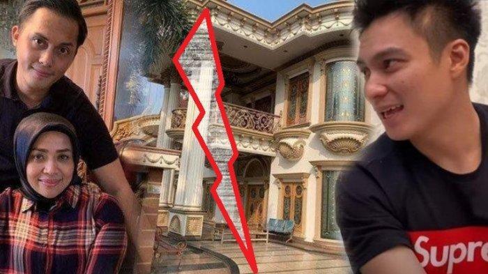 Muzdalifah Jadi Korban Prank Baim Wong: Nasib Rumah Mewah Istri Fadel Islami Seharga Rp 40 M?