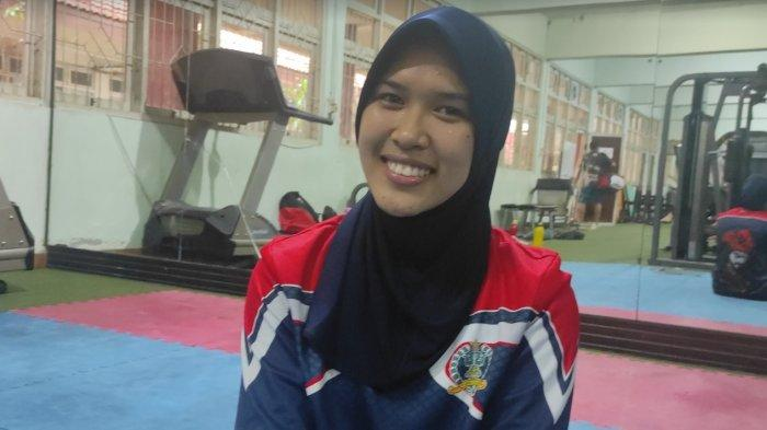 Profil Nadya Baharuddin, Atlet Karate PON Sulsel Berpangkat Serda