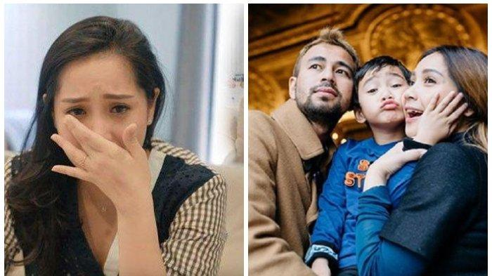 Nagita Slavina Keguguran, Nangis Sesenggukan Beritahu Raffi Ahmad, Keadaannya Diungkap Amy Qanita
