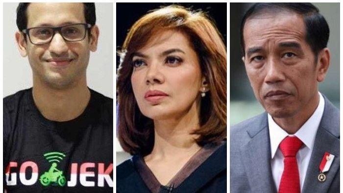 Najwa Shihab Bongkar Kekayaan Nadiem Makarim, Jokowi Keok & Saingan Prabowo, Gaji Menteri?