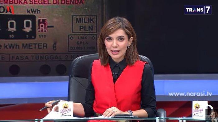 Padahal Hadir di ILC TV One Kenapa Bos PLN Tak Muncul di Mata Najwa,'Pejabat PLN Sudah Konfirmasi'