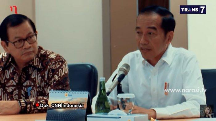 Kecewanya Najwa Shihab Bos PLN Tak Hadir di Mata Najwa Tadi Malam, Presiden Jokowi Marah Diputar