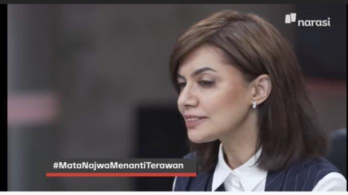 Beraninya Najwa Shihab Permalukan Menteri Terawan Anak Buah Jokowi, Heboh Wawancara Kursi Kosong