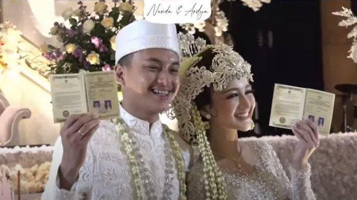 Siapa NandaArsyinta? Wanita Cantik yang Dinikahi dengan Mas Kawin Saham MDKA 305 Lot