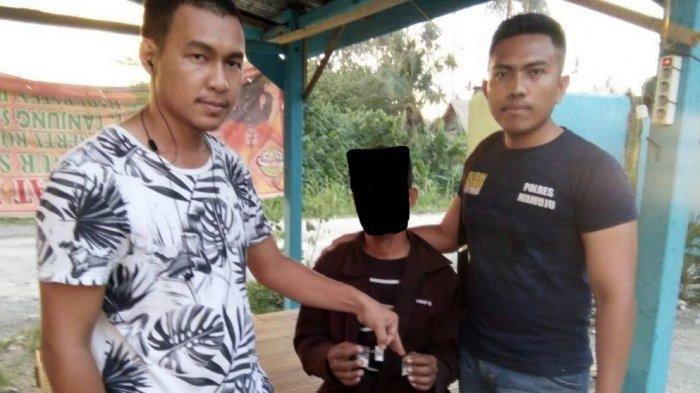 Bawa Sabu Dari Palu, Pemuda Ini Diciduk Satres Narkoba Polres Pasangkayu
