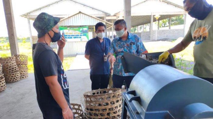 Pelajari Desain Metode Pengolahan Sampah Organik, Pemkab Barru Kunjungi TOSS Center Klungkung Bali