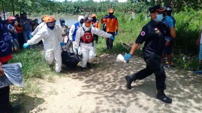 Warga Mateng yang Hanyut di Sungai Budong-budong Ditemukan Meninggal