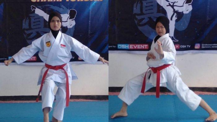 Dua Karateka Cilik Palopo Kembali Sabet Emas di Ajang Shinjin International