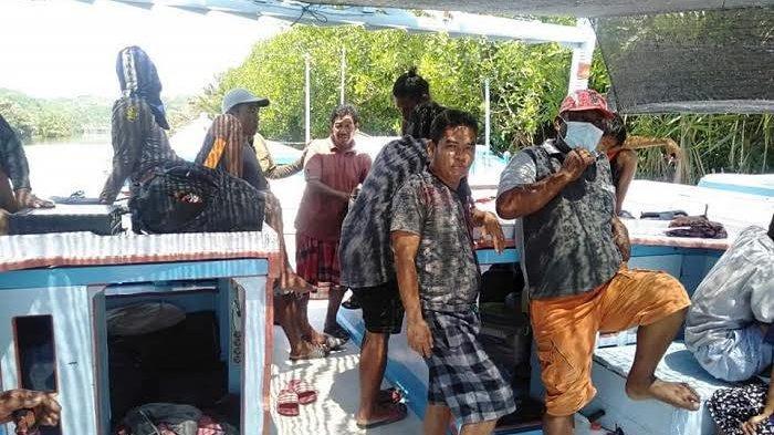 Belum Ditemukan Setelah Hilang di NTT, 3 Nelayan Sinjai Dibuatkan Surat Keterangan Meninggal Dunia