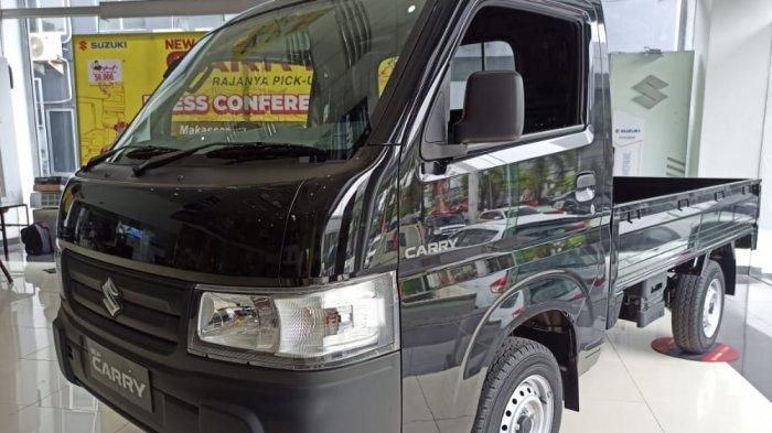 Mei 2021, Pick Up Dominasi Penjualan Mobil di Sulsel