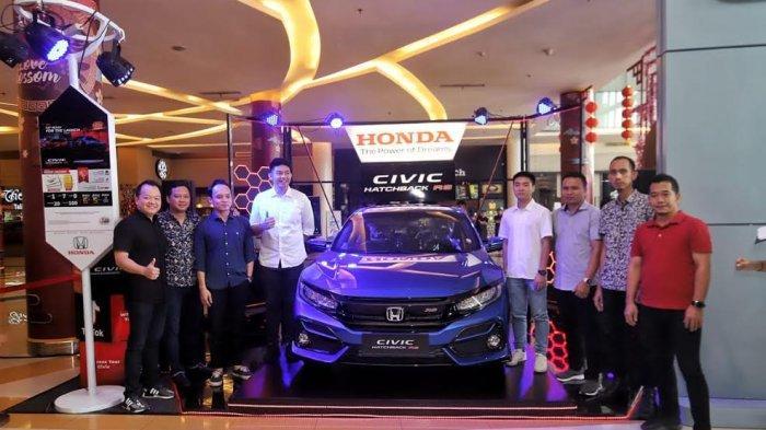 New Civic Hatchback RS Mengaspal di Makassar, Harga Rp 504,5 Juta