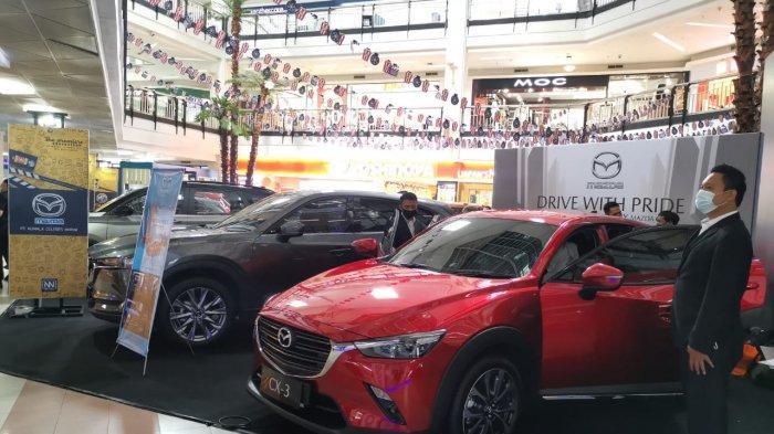 New Mazda CX-3 Sport 1.5 L Resmi Mengaspal di Makassar, Mesin dan Fitur Baru Lebih Sporty
