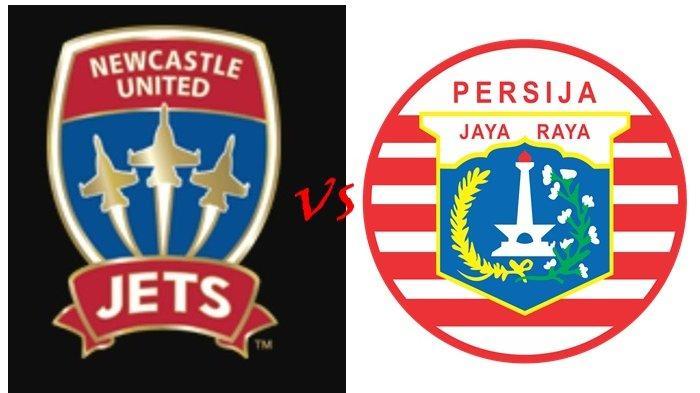 Skor Masih 1-0, Link Live Streaming Newcastle Jets vs Persija Jakarta: Nonton Babak II Disini